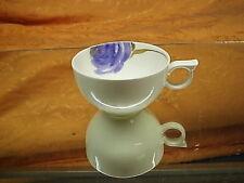 Cappuccino  Obertasse von Hutschenreuther Ballerine New Balence Blue