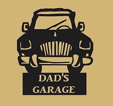 Dads garage,Classic Car sign,vintage,garage,mechanic,Metal,Father,Gift,Man Cave