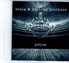 (DU622) Scala & Kolacny Brothers, Yellow - 2011 DJ CD