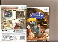 Ratatouille Disney Nintendo WII Disneys Kids