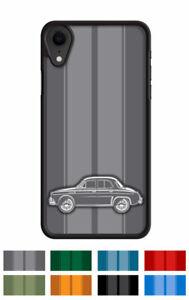 "Renault Dauphine Ondine Kilowatt ""Stripes"" Cell Phone Case iPhone Samsung Galaxy"