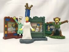 The Simpsons Creepy Classics Burger King toys 2002 Marge