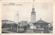 B71258 Giurgiu Vedere din centru cu Turnul   romania