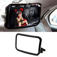 360° Rücksitz Spiegel Saughalter Baby Rückspiegel Kinder Spiegel 35 x 20 x 4 cm