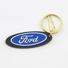 Original Ford Pflaume Logo Muscle Car Schlüsselanhänger Anhänger Key Chain Gummi