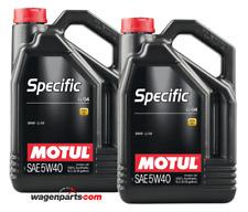 Aceite Motor Motul Specific BMW LL-04 5W40, Pack 10 litros