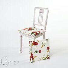 Cuscino, Cuscino sedia 40 x 40 cm Papavero Fiori Motivo dall'Italia nuovo e süβ