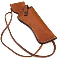Heritage Arms Rough Rider .22 & .22 Mag Revolver Brown Saddle Leather Holster