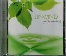 LIFESCAPES - UNWIND - QUIET THE MIND & BODY - MINT CD