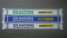 6 x BBC Sport Rugby 6 Six Nations 2017 Scarf