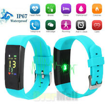Smart Fitness Watch Wireless Bluetooth Activity Tracker Built-in Battery Watch