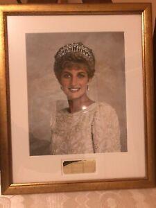 Vintage Princess Diana Print
