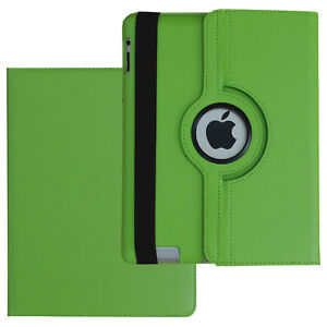 For iPad 8th 7th 6th 5th Air 4 Gen 360 Rotating Smart Magnetic Case Cover Stand