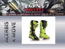Acerbis 0017719.090.045 Stivali X-move 2.0 Nero T.45
