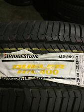 1 New 235 55 19 Bridgestone Dueler H/L 400 Tire