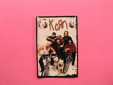 """Korn Official 1999 Vintage Postcard Uk Import """"Splash"""""""