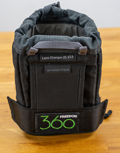Lens Pouch Gear Bag Think Tank LC25, Freedom360 Branded, Open Box