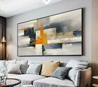 """Handpainted abstract oil painting on canvas Home Wall Decor art Decoration 48"""""""