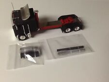 DCP 1:64 Kenworth K100 cab over custom stretch in flat black