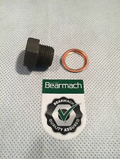 Bearmach Land Rover Series 2 & 3 Oil Sump Plug & Washer 536577 BR0191