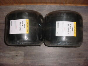 RACING GO KART NOS DUNLOP TIRES QMA 11.5X7.10-6 DFS compound  case of 6 tires