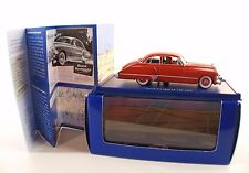 Atlas En voiture Tintin L'américaine Buick au pays de l'or noir 1/43 neuf mint