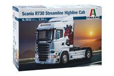 Italeri SCANIA R730 / R 730 Streamline Highline CAB Camión 1:24 Kit Construcción