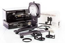 MINOLTA SRT 101 CLC Macro set avec nombreux accessoires SHP 67408