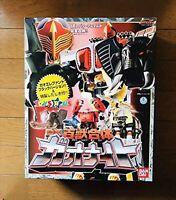 DX Gao Knight Megazord Power Rangers Wild Force Gaoranger Hyakuju Sentai NEW