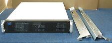 New NASdeluxe NDL-2800SR iSCSI NAS System 2U SAS/SATA II RAID With Rails