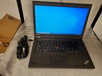 Lenovo Thinkpad T440P Core i5-4210M CPU,2.6 GHz,8 GB & 500GB HD extended Battery