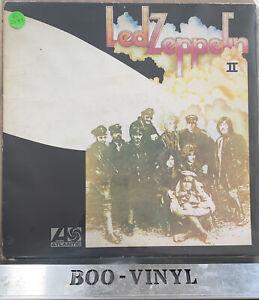 Led Zeppelin II -  1969 Vinyl LP  K40037 A1 / B1 press VG+ / G