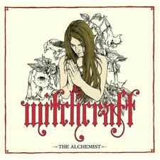 WITCHCRAFT - The Alchemist  [Re-Release] CD