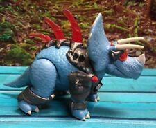 DISNEY Pixar BATTLE ARMOR TRIXIE Toy Story That Time Forgot Triceratops Dino (T5