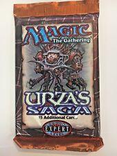 MTG - factory sealed English language Urza's Saga booster pack