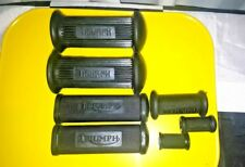TRIUMPH LOGO RUBBER SET