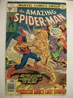 Amazing Spider-man #173, VF+ 8.5, Molten Man