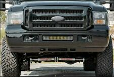 05-07 Ford F250 F350 Punisher Black Ops Package Grille Headlights Blackout Kit