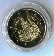 2 euro comm Spagna 2012 - Cattedrale di Burgos