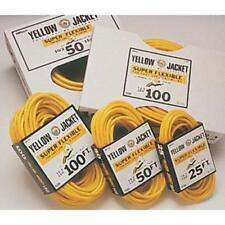 Woods Industries 25 Ft Yellow Jacket 14/3 Contractor Grade Cord
