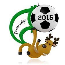 Hallmark Ornament 2015 Soccer Star