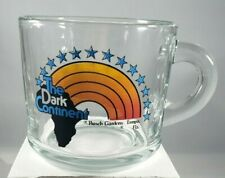 The Dark Continent Busch Gardens Tampa Glass Coffee Mug, Made in Usa