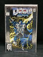 Doom 2099 1/ 1993 Marvel Comic Foil Cover/ Avengers/ Fantastic Four/ Movie/ MCU