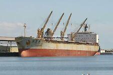 rp11382 - Chinese Cargo Ship - Fu Ning Hai , built 1984 - photo 6x4