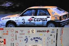 "DECAL CALCA 1/43 LANCIA DELTA INT ""CEPSA"" F. CAPDEVILA RALLY SANTANDER 1989"