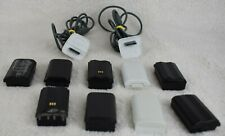 Lot of 9 Microsoft XBOX 360 Rechargeable Battery Pack- wont hold charge
