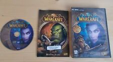 World of Warcraft DVD complet TBE