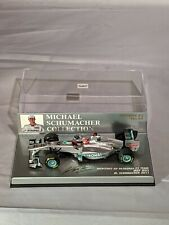 Michael Schumacher Collection Nr. 44, Mercedes GP F1 Team,1:43 Minichamps