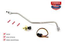 USA Powerstroke Diesel Exhaust Back Pressure Tube Sensor for 99-03 Ford 7.3L EBP