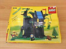 Vintage Lego Castle 6054 Forestmens Hideout - 100% Complete